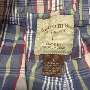 Sonoma Shorts - Men's Plaid Shorts